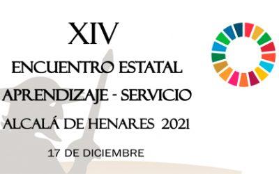 XIV Encuentro Estatal de Aprendizaje-Servicio Alcalá de Henares 2021